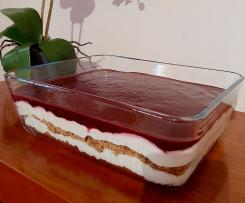 Cheesecake de Colher