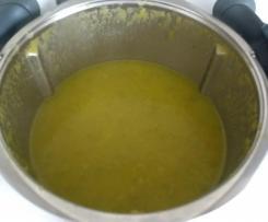 Variante Creme de legumes
