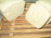 Pão sem côdea na varoma