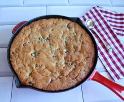 Bolacha Gigante com Pepitas de Chocolate (Giant Cookie)