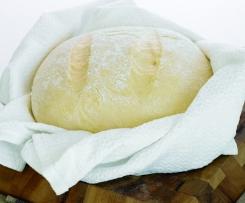 Massa lêveda - pão caseiro