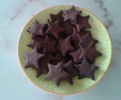 Variante de Bolachas de chocolate
