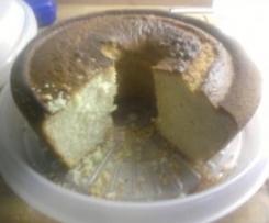 O meu bolo de limão