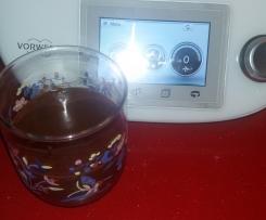 Creme de chocolate e avelãs  (Nutela)