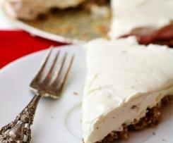 Cheesecake sem açúcar