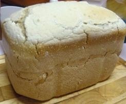 Pão rápido (não necessita de levedar)