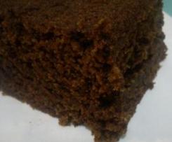 Bolo de Chocolate Sublime