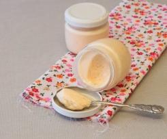 Iogurte de papaia com mel