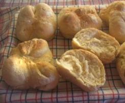 Pão (mini-pães)