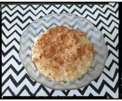 Arroz Doce Vegan