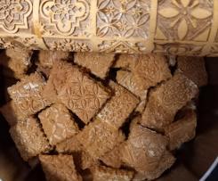Bolachas de Manteiga com Canela