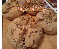 Pão integral com trigo sarraceno