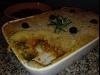 Empadão exótico (batata doce e legumes)