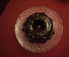 Bolo de chocolate com curgete
