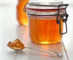 Geleia de Clementina e Especiarias