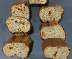 Bolo proteico de trigo sarraceno