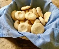 Broinhas de mandioca (sem glúten)
