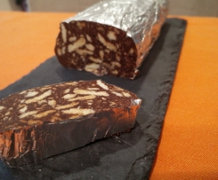 Salame Chocolate
