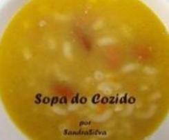 Sopa do Cozido