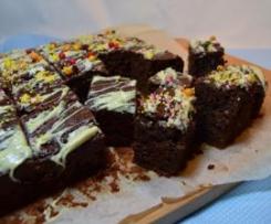 Brownies para crianças
